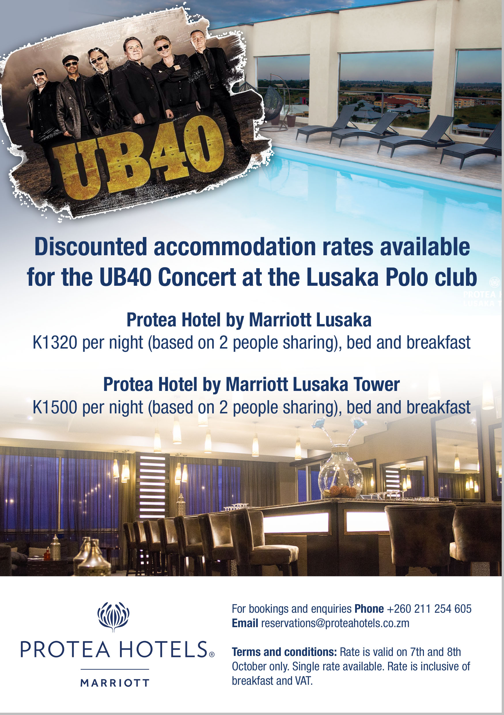 30 09 2016 Protea Hotels By Marriott Accommodation Special