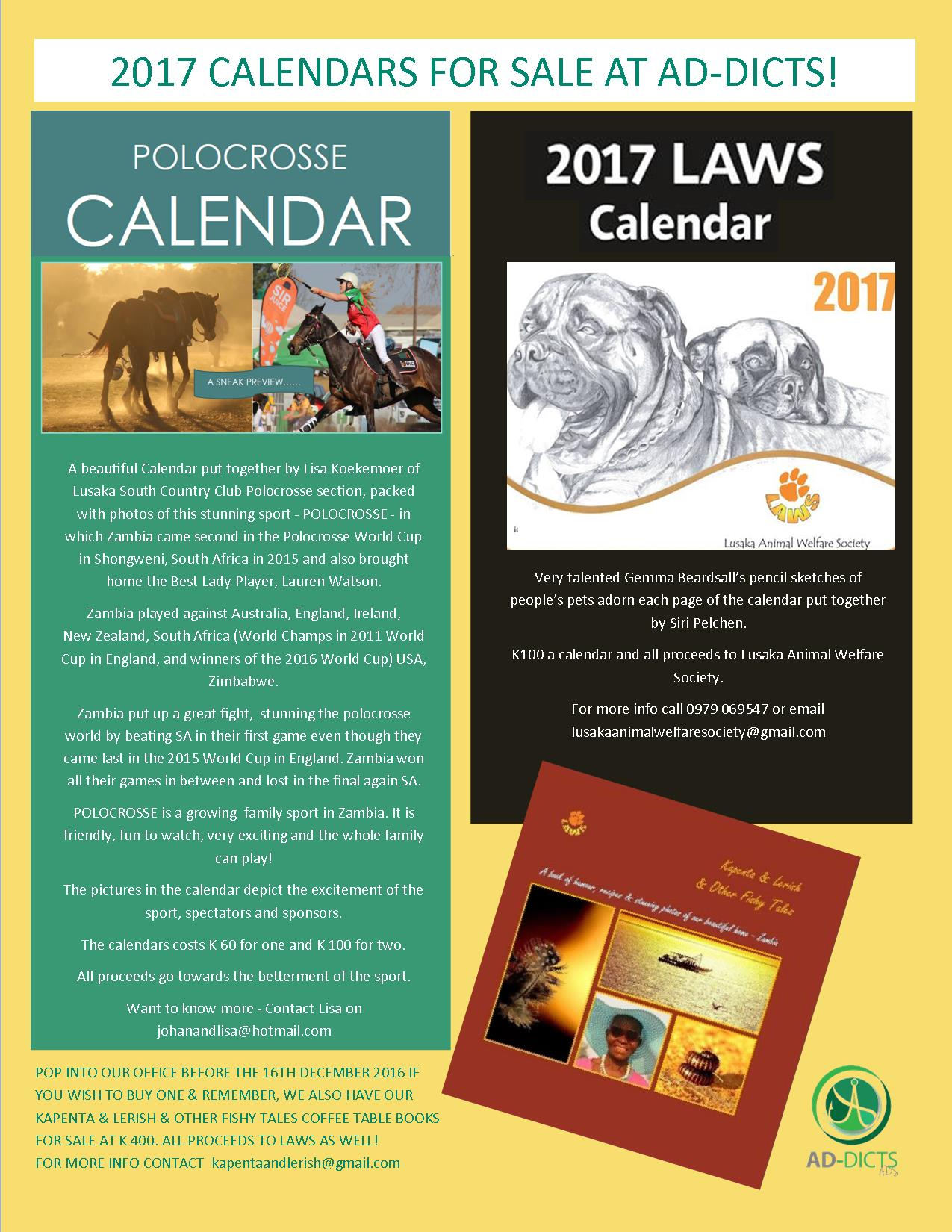 Calendar For Sale : Calendars for sale at ad dicts