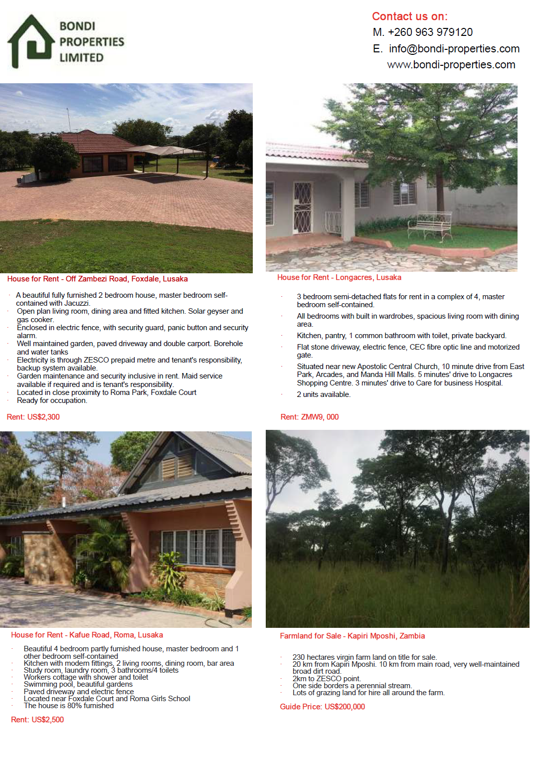 Advertising House For Sale